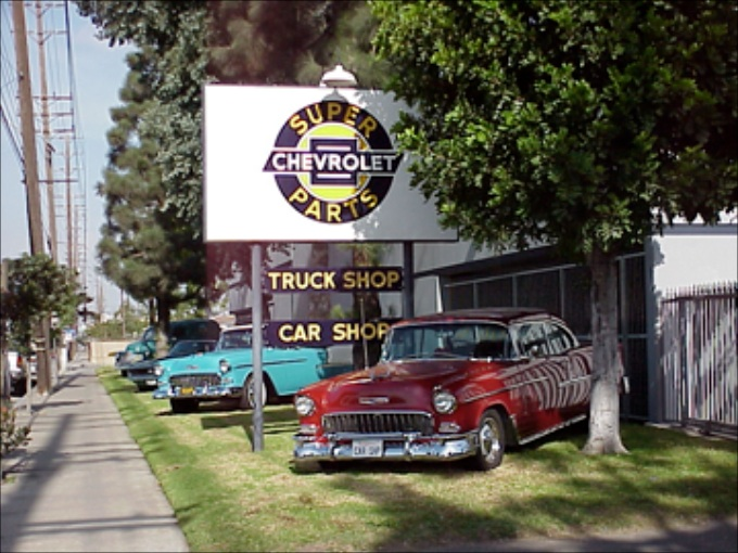 Car And Truck Shop >> Truck And Car Shop Gallery Sale Store Front