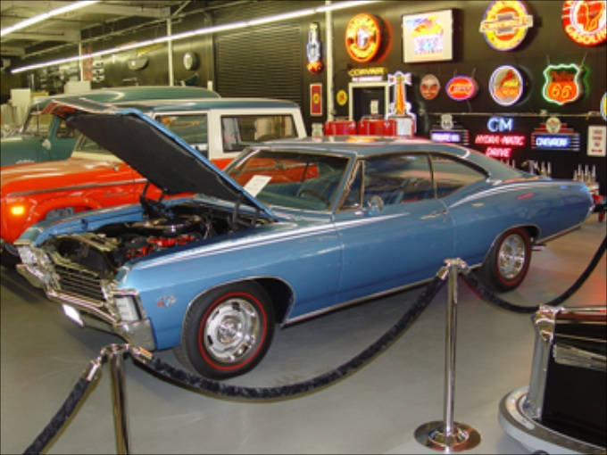 Truck And Car Shop >> Truck And Car Shop Gallery 67 Impala Ss Showroom